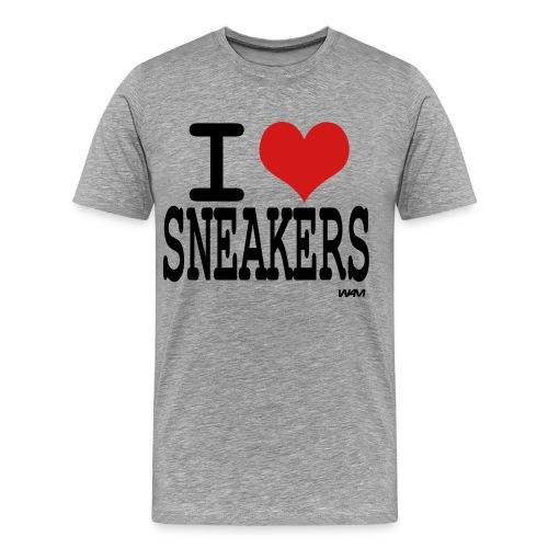 Sneakers Tee - Men's Premium T-Shirt