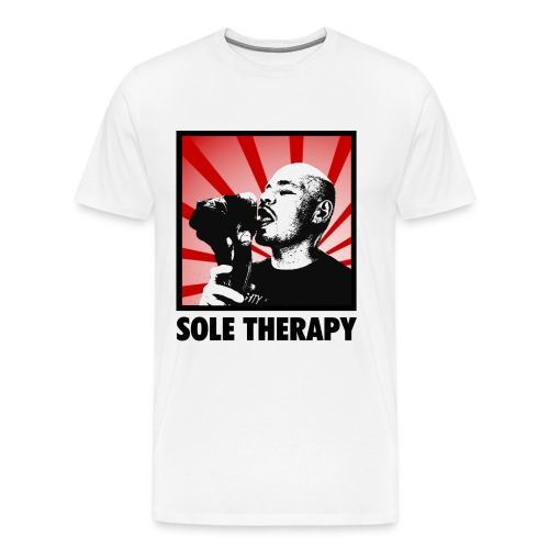 Sole Therapy Tee - Men's Premium T-Shirt