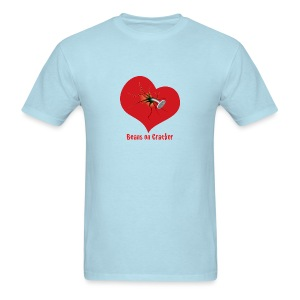 Love Hurts Men's T-Shirt - Men's T-Shirt