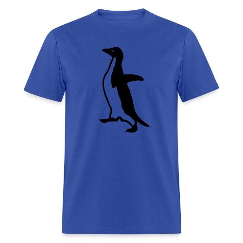 Socially Awkward Penguin - Men's T-Shirt