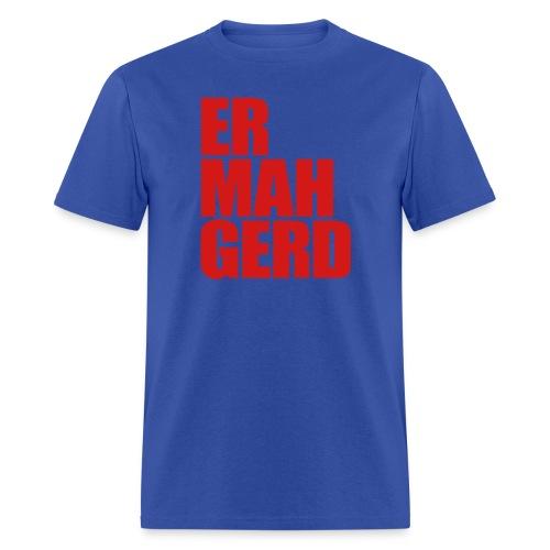 Ermahgerd - Men's T-Shirt