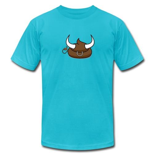 Bullsh*t - Men's Tee - Men's Fine Jersey T-Shirt