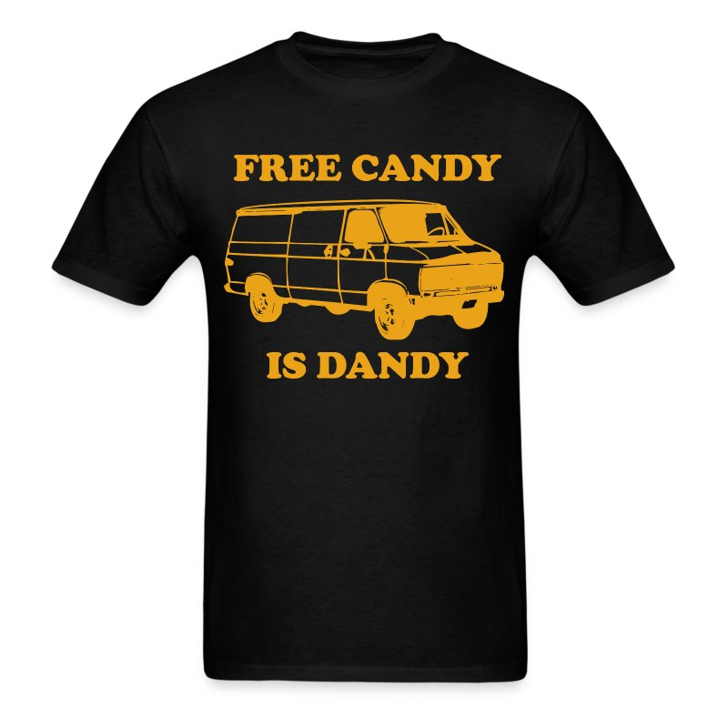 Free Candy - Men's T-Shirt