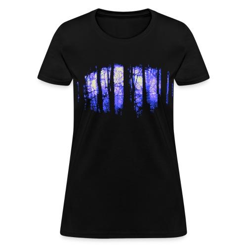 Dark forest - Women's T-Shirt