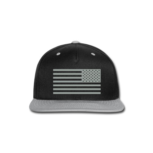 Flag cap - Snap-back Baseball Cap