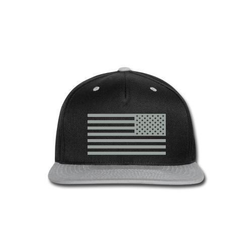 Flag cap - Snap-back Baseball Cap