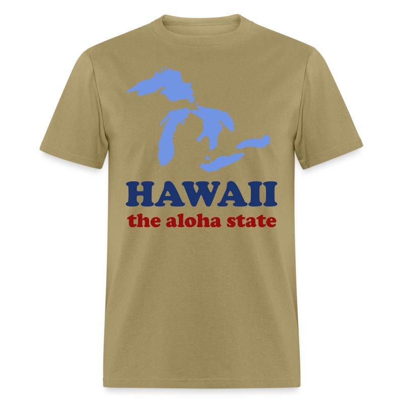 Aloha State - Men's T-Shirt