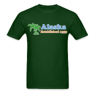 T-Shirts ~ Men's T-Shirt ~ Great Tropical North