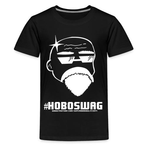 the hoboswagalicious shirt - Kids! - Kids' Premium T-Shirt
