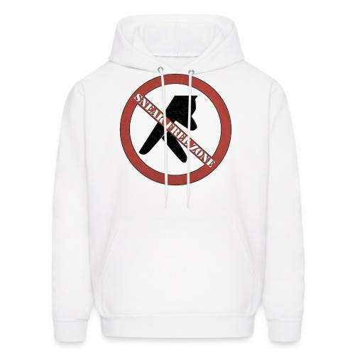 Sneak Free Zone  - Men's Hoodie