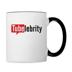 Youtube Mug - Contrast Coffee Mug