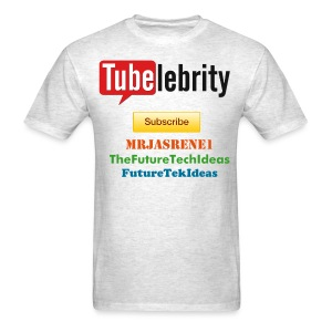 TubeLebrity Subscribe  - Men's T-Shirt