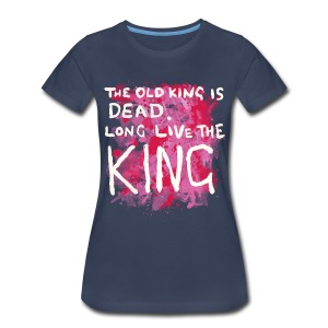 Long Live The King - Women's Premium T-Shirt