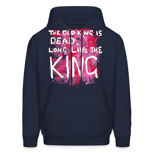 Long Live The King - Men's Hoodie