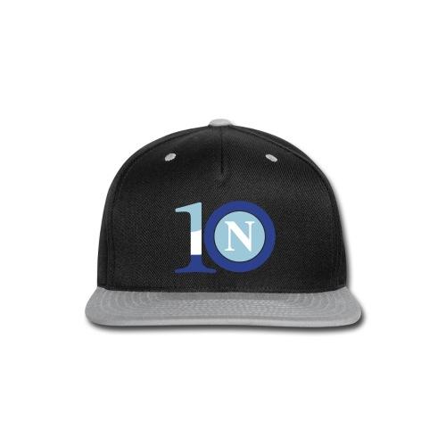 Napoli Cap 101 - Snap-back Baseball Cap