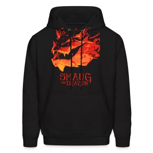 Smaug The Dragon - Men's Hoodie