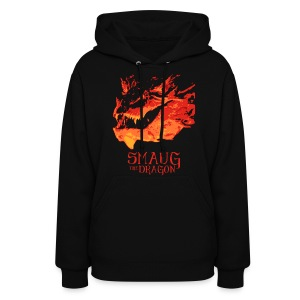 Smaug The Dragon - Women's Hoodie
