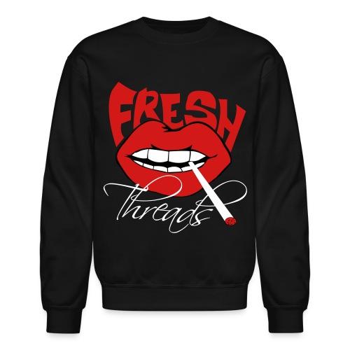 Fresh Threads Playoff Crewneck - Crewneck Sweatshirt