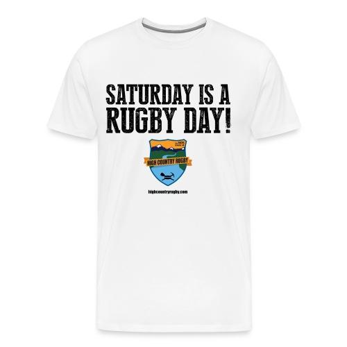 Saturday - Men's Premium T-Shirt