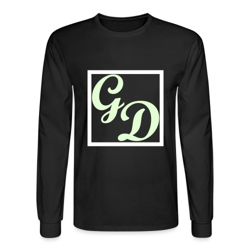 G&D Classic Logo | Long-Sleeve | Male - Men's Long Sleeve T-Shirt