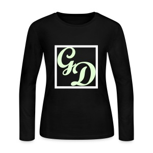 G&D Classic Logo | Long-Sleeve | Female - Women's Long Sleeve Jersey T-Shirt