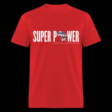 Africa Super Power Men's T-Shirt