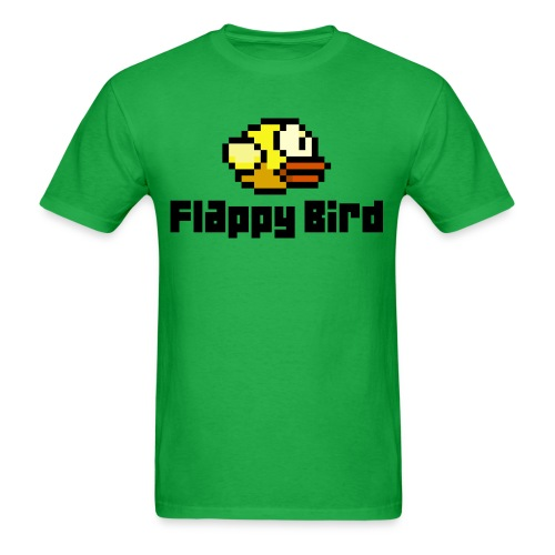 Flappy Bird - Men's tee - Men's T-Shirt