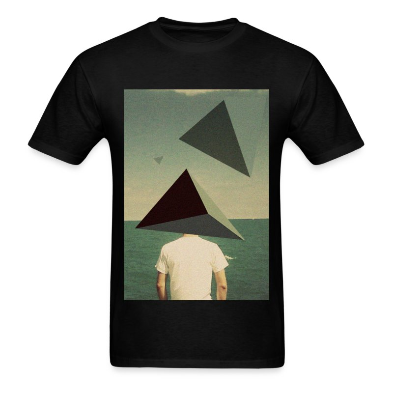 Triangles in the Sky Shirt - Men's T-Shirt
