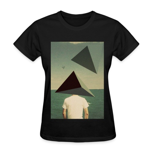 Triangles in the Sky Women's Shirt - Women's T-Shirt