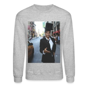 Welcome to ERMANSKILAND - Sweatshirt - Men - Crewneck Sweatshirt