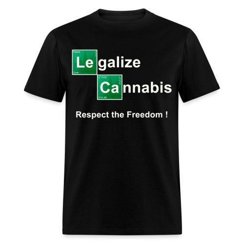 Legalize Cannabis - Men's T-Shirt