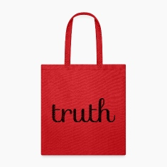 truth and lies Bags & backpacks