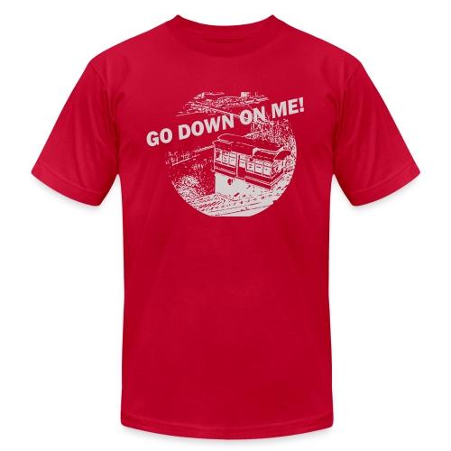 Pittsburgh Incline  - Men's Fine Jersey T-Shirt