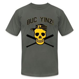 Buc Yinz Tee - Men's T-Shirt by American Apparel