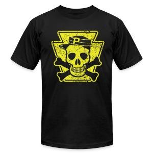Vintage Baseball - Men's Fine Jersey T-Shirt