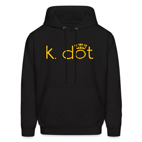 K. Dot - Men's Hoodie