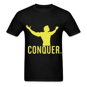 Conquer like Arnold - Men's T-Shirt