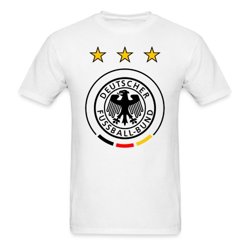 Germany soccer shirt - Men's T-Shirt