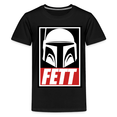 Fett -  Kids' Shirts