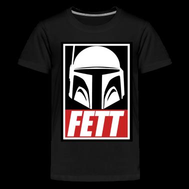 Fett -  Kids' Shirts