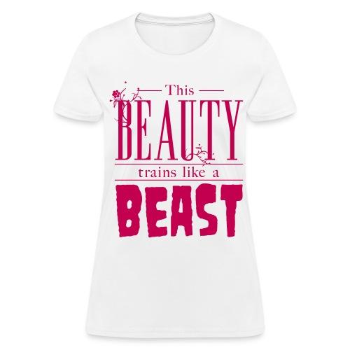 Women Gym Tee - Women's T-Shirt