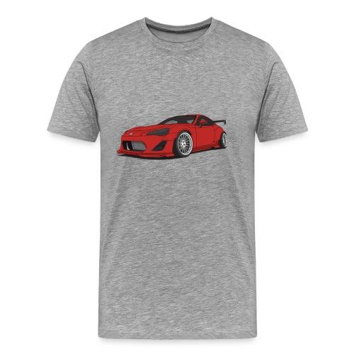 FRS GT86 BZR - Men's Premium T-Shirt