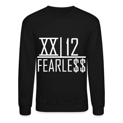 XX12 Fearless Sweater - Crewneck Sweatshirt