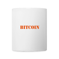 Mugs & Drinkware ~ Coffee/Tea Mug ~ Bitcoin coffee mug