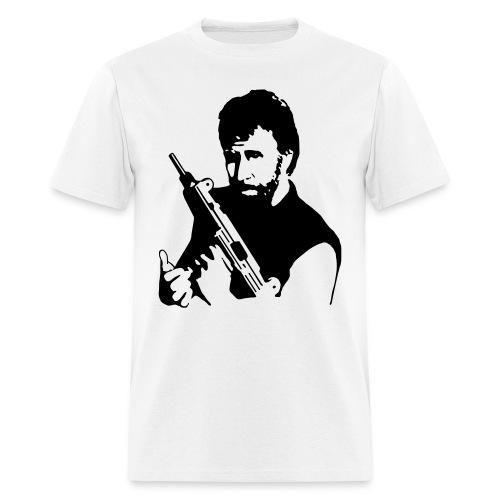 Chuck Norris Tee - Men's T-Shirt