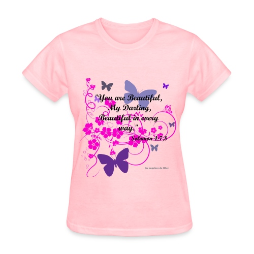 You Are Beautiful - Women's T-Shirt