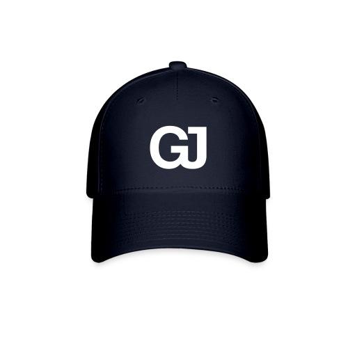 GJ Baseball Cap Navy - Baseball Cap