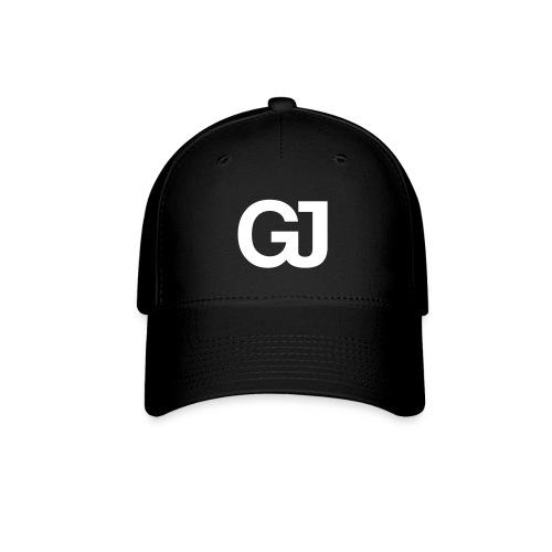 GJ Baseball Cap Black - Baseball Cap