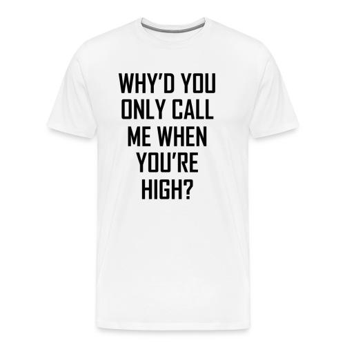 Arctic monkeys - Men's Premium T-Shirt