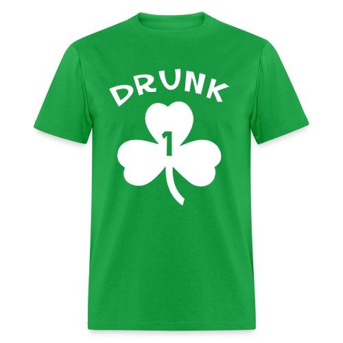 Drunk 1 - Men's T-Shirt